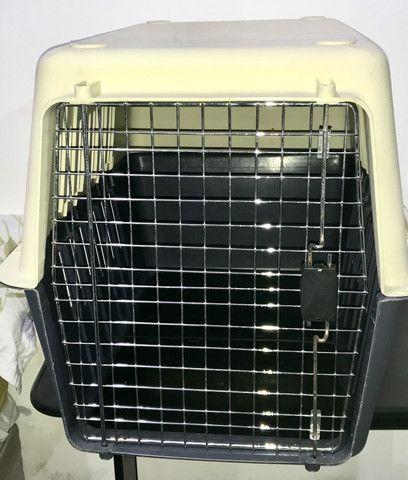 Caixa de transporte para cães - Foto 2