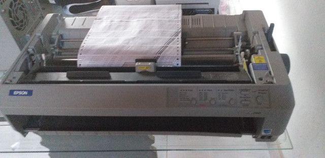 Impressora Matricial Epson FX 2190 - Foto 3