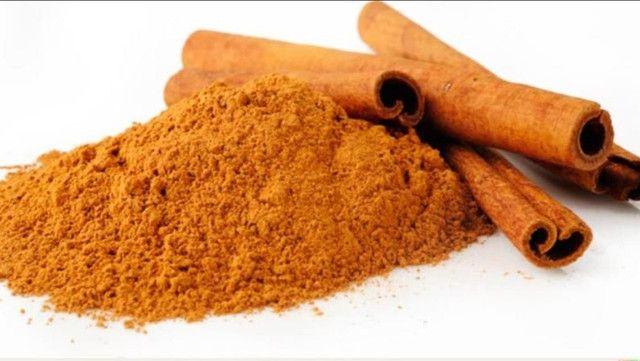Canela em pó - Cinnamomum