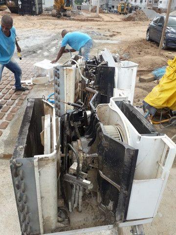 Consertos, Manutenção e instalação de Ar Condicionado - Foto 5