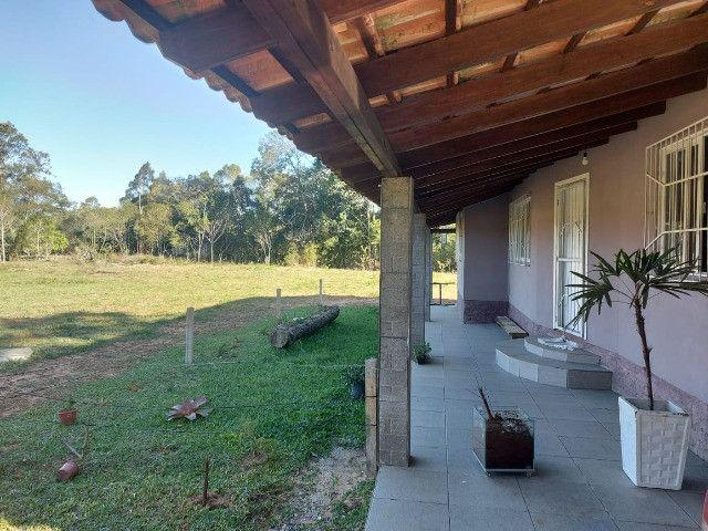 Velleda aluga sítio de 1 hectare, plano, com belíssima casa, confira! - Foto 7