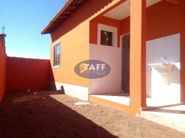 KA- Casa na Planta e com 2 quartos e suíte, em Condomínio, por R$ 100.000 - Unamar - Foto 12