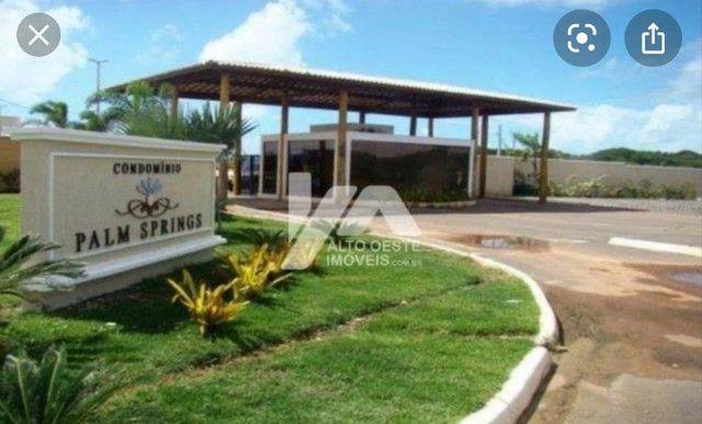 Terreno (450 m2) em condomínio alto padrão na praia de Muriú/RN - Foto 3