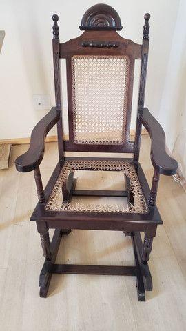 Cadeira de balanço da Vovó - Foto 4