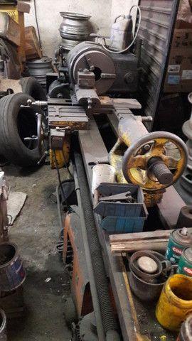 Torno Mecanico 260MM Barramento - Foto 4