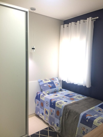 Vende, Apartamento com 3 quartos, sendo 1 suíte, localizado no bairro Aponiã - Foto 6