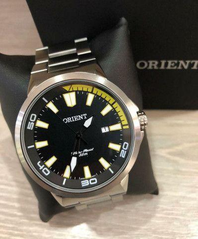 Relógio Orient Original Novo Masculino