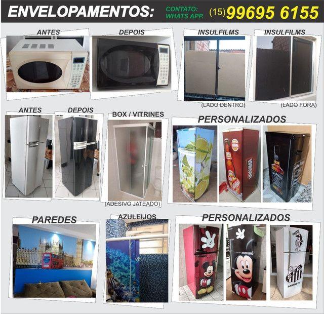 ENVELOPAMENTOS GELADEIRA - Foto 5