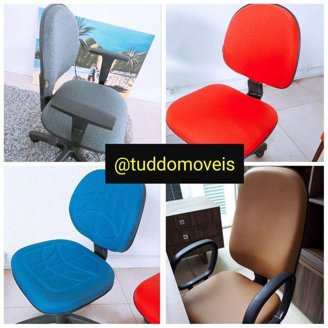 Cadeiras Escritório Tuddo Moveis