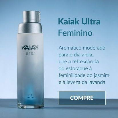 Kaiak ultra refrescante