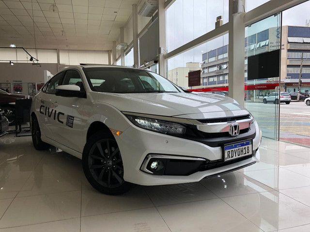 Honda Civic Touring 1.5 2021/2021 Zero Km - Foto 5