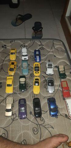 Miniaturas da coleção completa de carros do extra ! - Foto 3