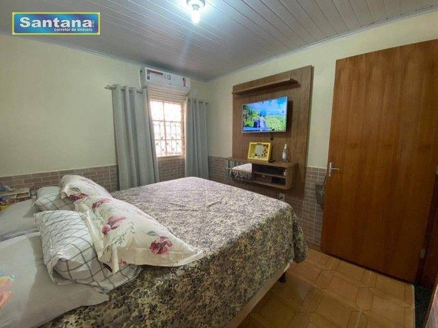 Chale com 4 dormitórios à venda, 160 m² por R$ 220.000 - Mansões das Águas Quentes - Calda - Foto 18