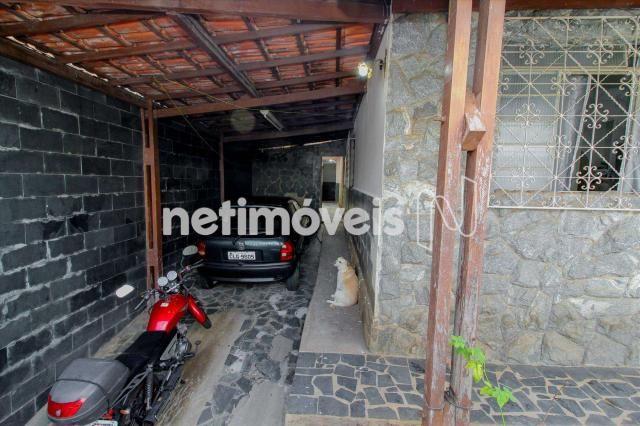 Casa à venda com 4 dormitórios em Caiçaras, Belo horizonte cod:724334 - Foto 3