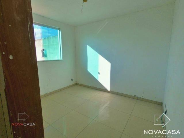 Apartamento com 3 dormitórios à venda, 60 m² por R$ 240.000,00 - Mantiqueira - Belo Horizo - Foto 6