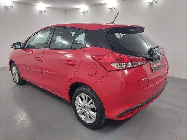 Toyota Yaris hatch XL 1.3 2019/2019 Flex 101 cv. Câmbio automático cvt - Foto 4