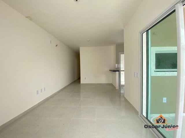 Casa com 3 dormitórios à venda, 86 m² por R$ 235.000,00 - Centro - Eusébio/CE - Foto 6