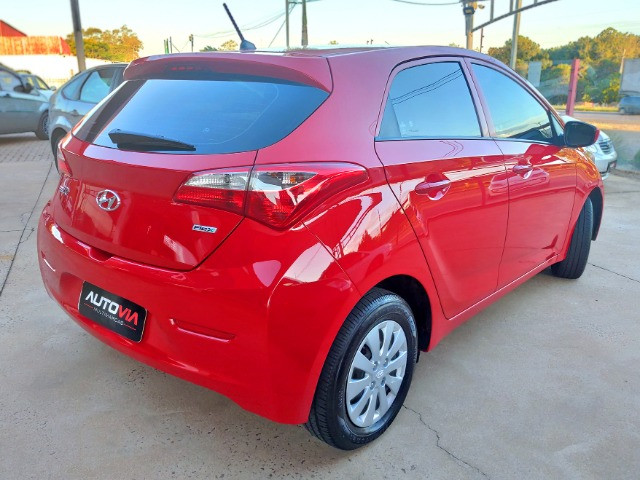 Hyundai HB20 1.0 Manual - 2015 - Unica Dona - Foto 4