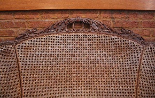 Poltronas de madeira de lei, poltrona antiga de ótima qualidade! - Foto 4