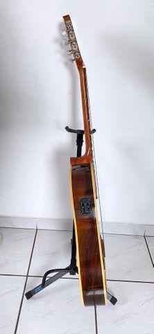 Raridade - Violão Giannini Feito à mão - Foto 4