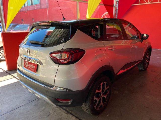 Renault Captur 19/20 Intense Cvt 1 Ano de Garantia Ipva total pago - Foto 4