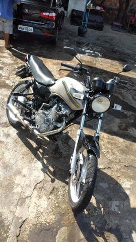 Vendo linda moto - Foto 4