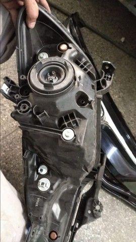 Farol Honda fit original lado direito  - Foto 3