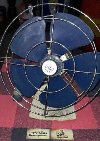 Ventilador antigo General Electric  - Foto 2