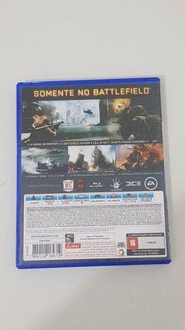 Battlefield 4 PS4 em até 3x sem juros  - Foto 3