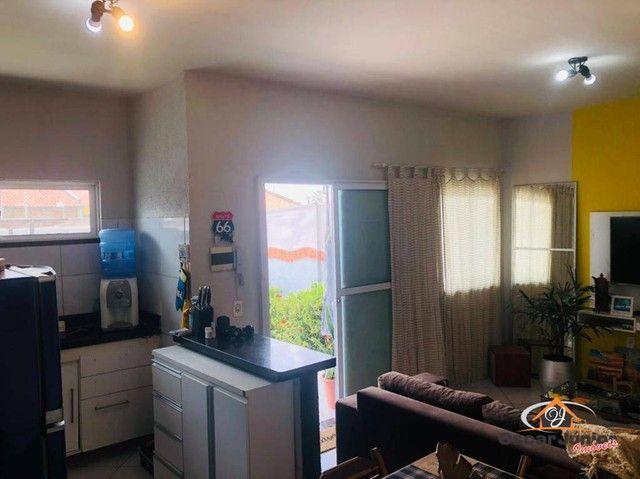 Casa com 2 dormitórios à venda, 59 m² por R$ 175.000,00 - Centro - Eusébio/CE - Foto 6
