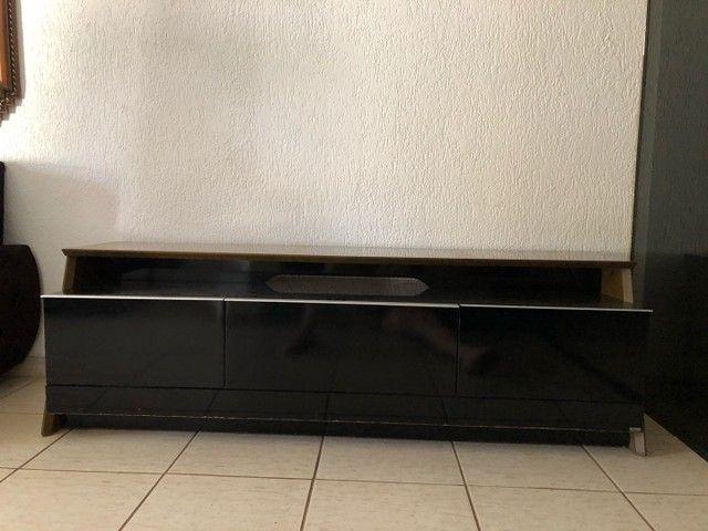 Rack preto e marrom - Foto 3