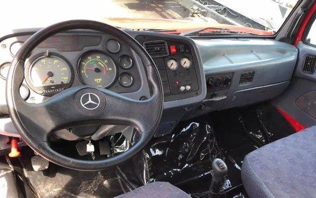 caminhão mb 1620 carroceria  - Foto 3
