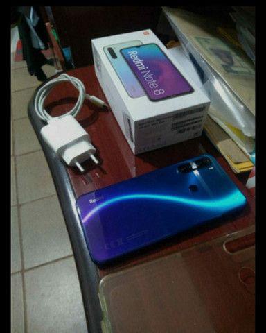 Redmi note 8 celular top novissimo - Foto 2