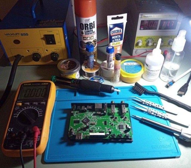 Conserto de receptores - Foto 2