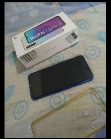 Redmi note 8 celular top novissimo - Foto 4