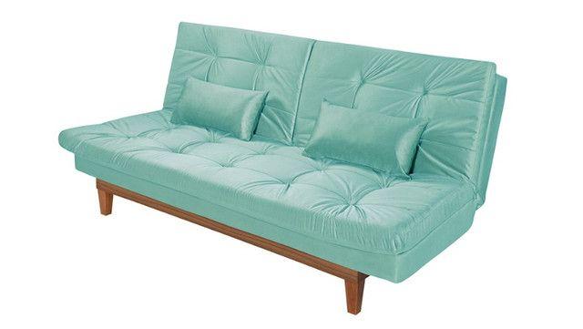 Sofa Cama Pratico Bipartido, No Dinheiro = $ 1.955,00