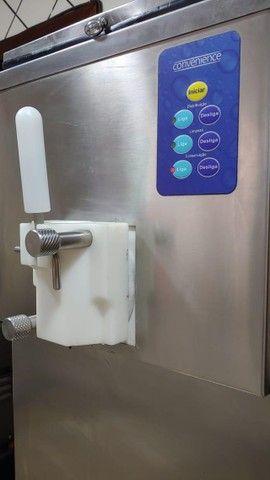 Máquina de sorvete, milk shake, iogurt ou açaí soft - tecsoft - Foto 3