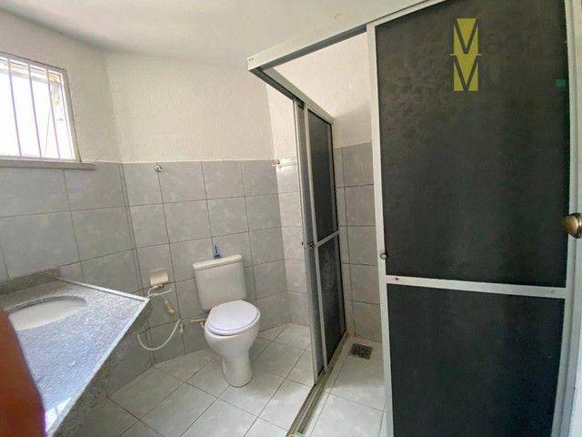 Apartamento com 1 dormitório para alugar, 60 m² por R$ 1.000,00/mês - Patriolino Ribeiro - - Foto 6