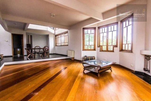 LF-CA0513-Casa com 4 dorm para alugar,472 m² por R$ 9.500/mês-São João-Curitiba/PR - Foto 3