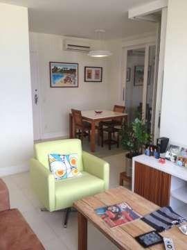Apartamento à venda com 1 dormitórios em Leblon, Rio de janeiro cod:15069 - Foto 3
