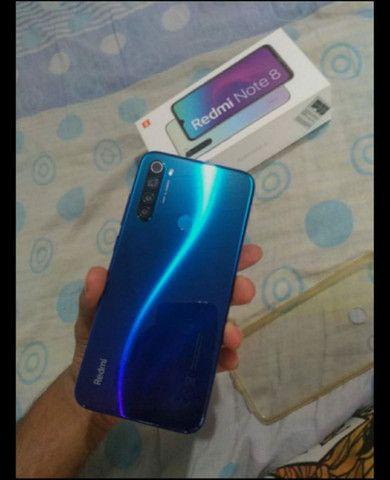 Redmi note 8 celular top novissimo