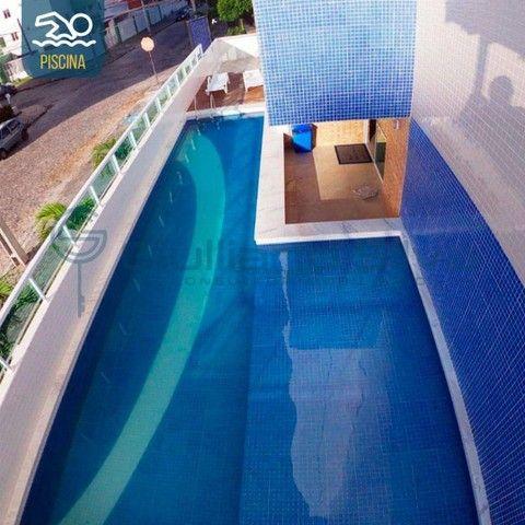 CÓD: 0016 - Apto, Novo, Bessa, 59 m², 2 Qts s/ 1 Suíte, Pisc. Elev - Foto 7
