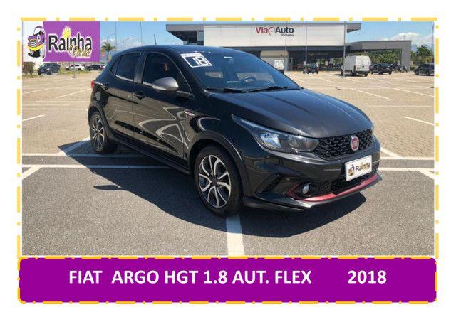 Fiat Argo 1.8 Hgt 16v Flex Aut
