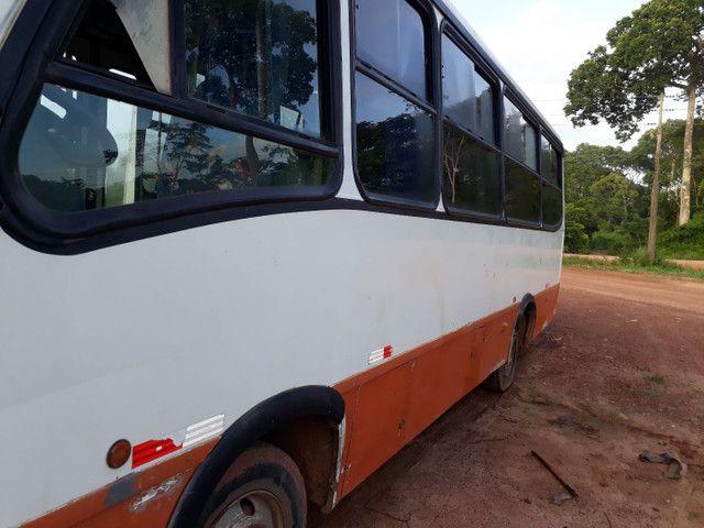 Microonibus VW/ MPolo Sênior GVO