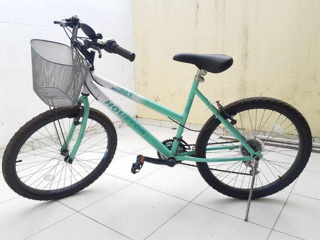 Bicicleta Houston usada