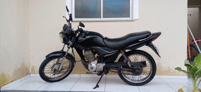Moto Honda CG 125 Fan  - Foto 2
