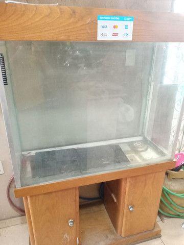 Aquário 350 litros - Foto 2