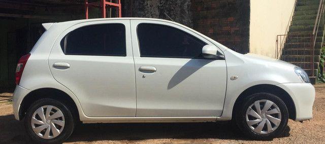 Toyota Etios X 1.3. 38 mil km rodados! - Foto 5
