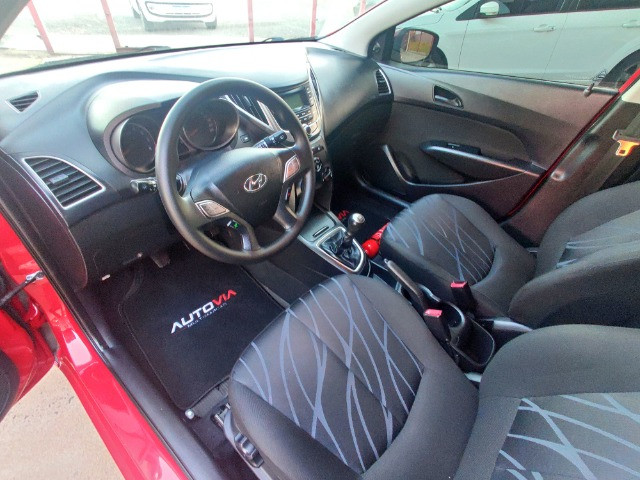 Hyundai HB20 1.0 Manual - 2015 - Unica Dona - Foto 14