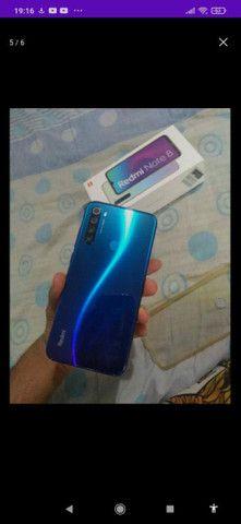 Redmi note 8 celular top novissimo - Foto 3